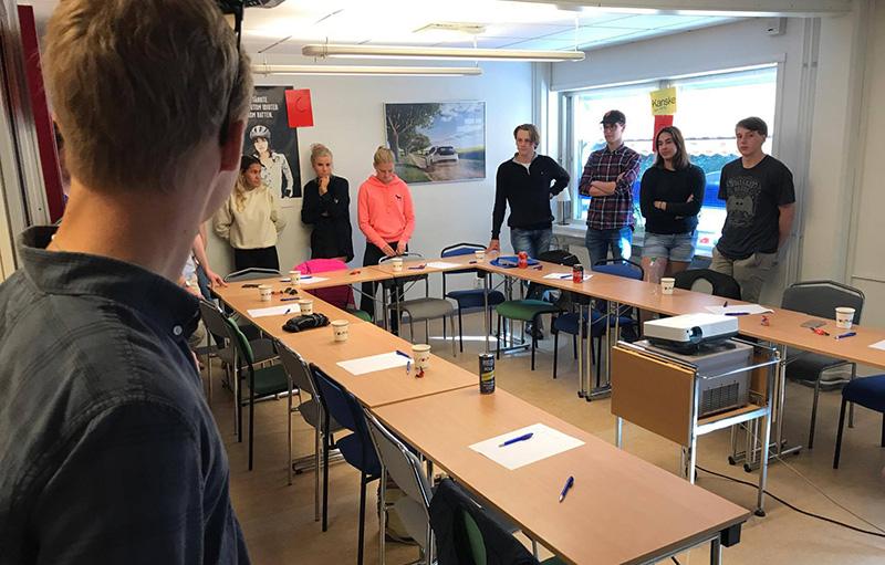 Riskutbildningar Norrorts trafikskola